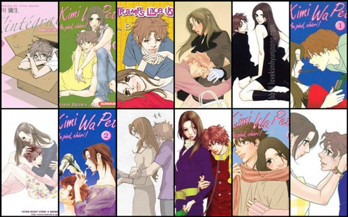 JAPANESE OR KOREAN VERSION Manga